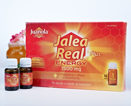 Jalea Real Energy Plus viales Juanola