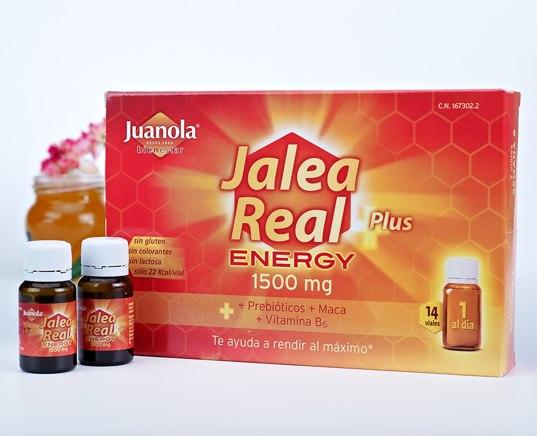 Bodegón Juanola Jalea Real Energy Plus viales